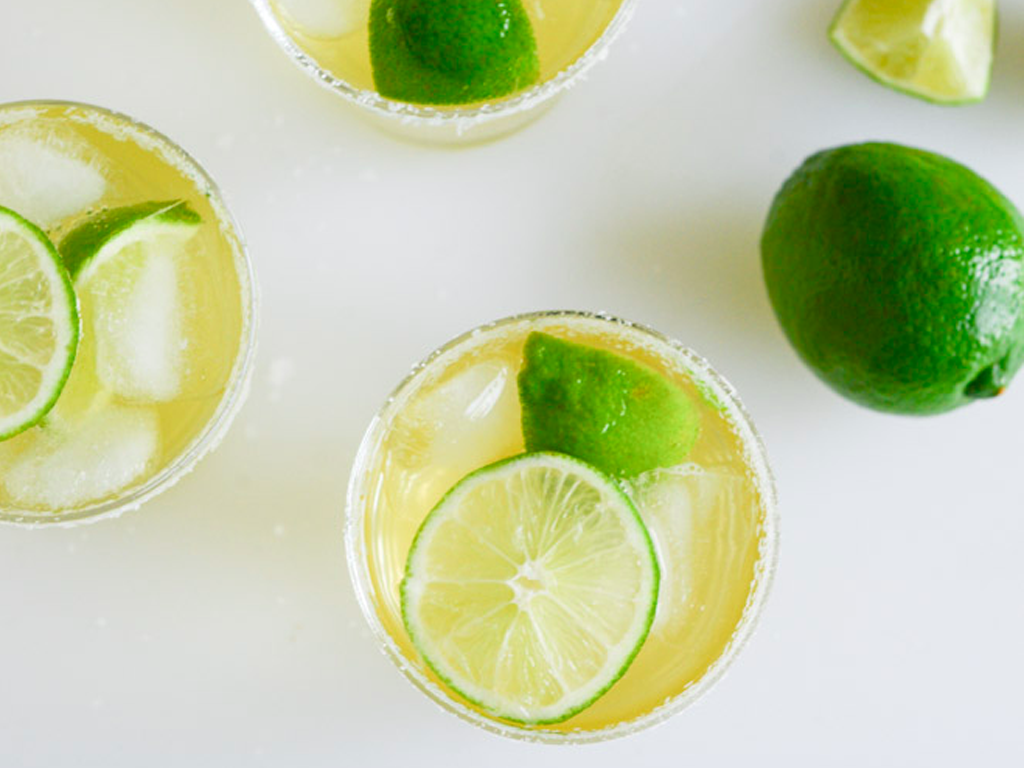 paloma ginger tequila drink