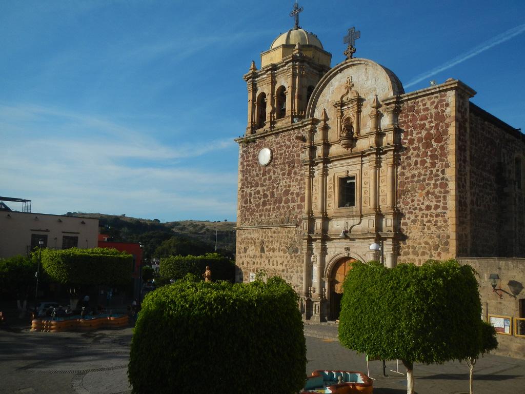 Santiago Apostol, Tequila Stadt