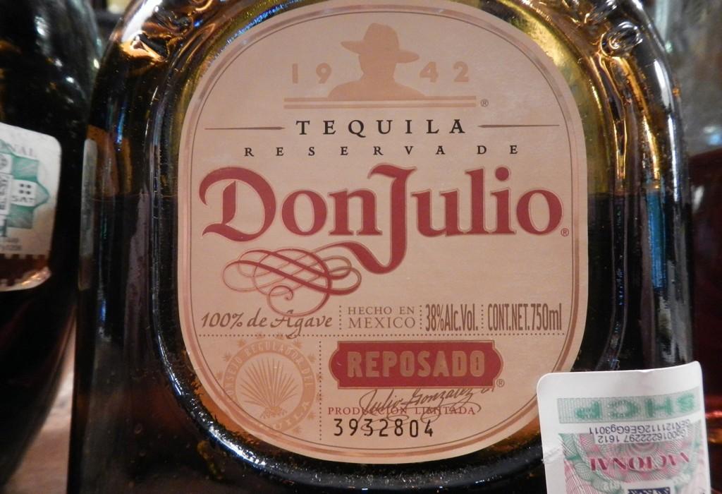 Don Julio Reposado Tequila Dealer