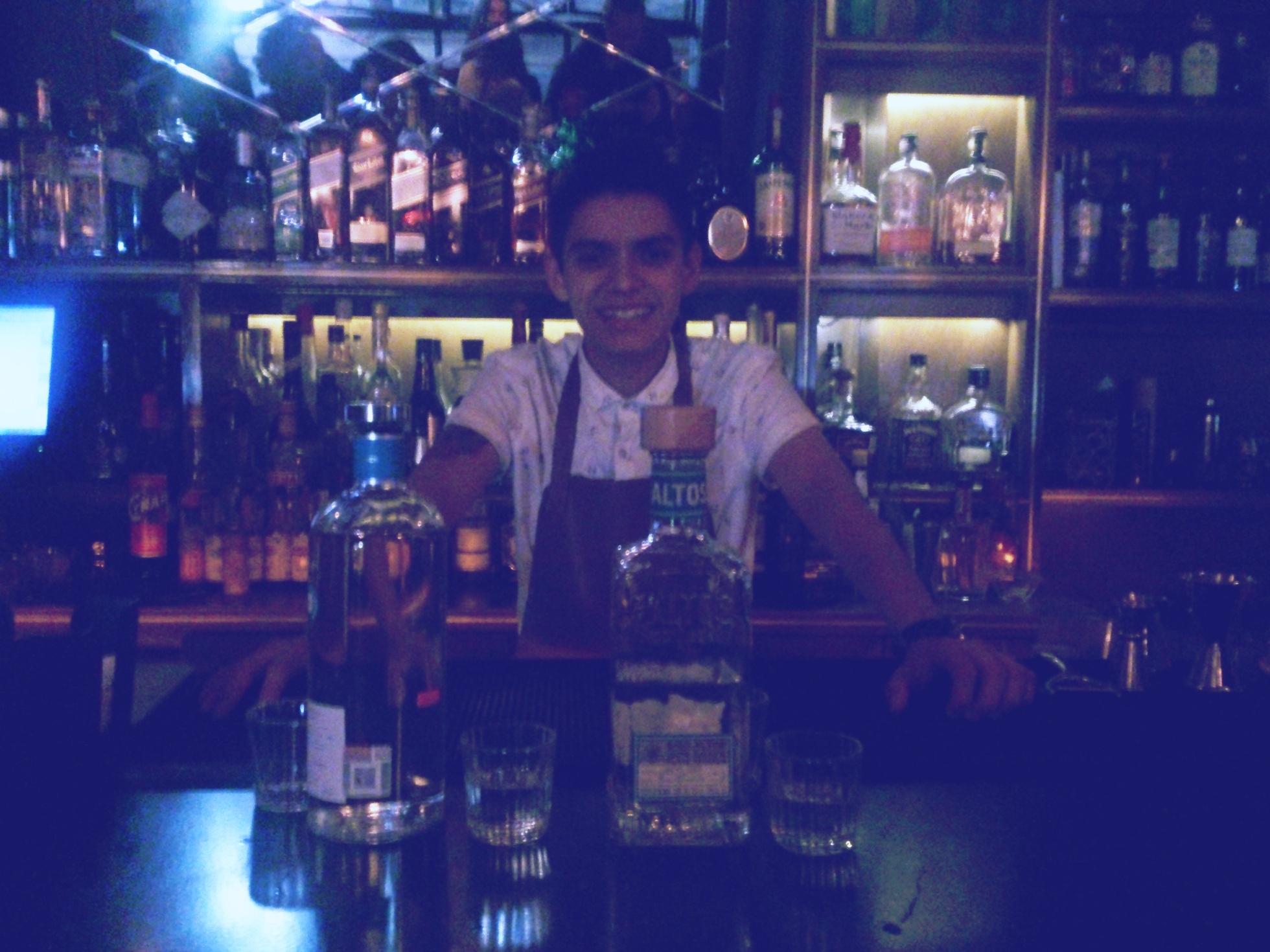Die besten Tequila Cocktails im Limantour, Mexiko Stadt