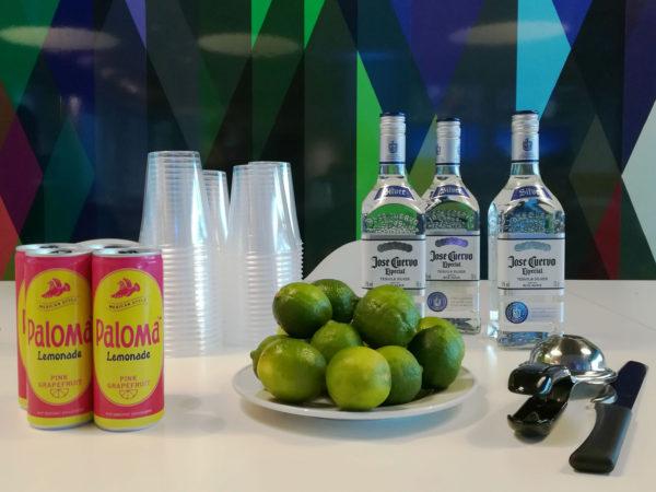 Tequila Verkostung