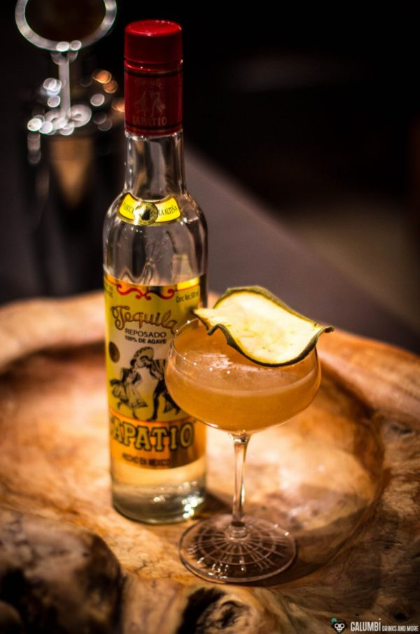 Tequila Cocktail by Galumbi: Tequila Mamatarita