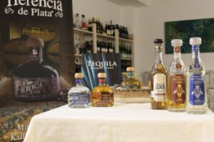 Tequila Tasting Köln by Aromas of Mexico