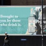 Casamigos Billboard Mock up