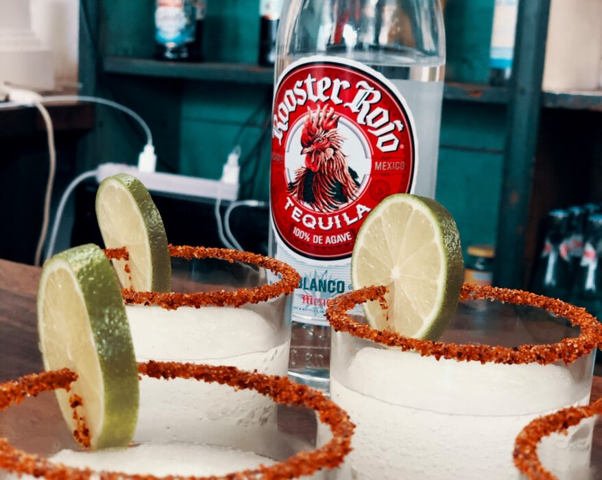 rooster rojo tequila