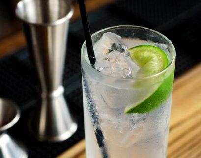 Tequila Tonic Tequila Drink Rezept
